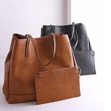 Lady Vintage Designer PU Handtaschen frauen Große Kapazität Leder Handtaschen Hochwertige Marken Designer Tragetaschen-E