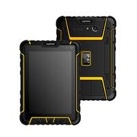4G Lte IP67 Su Geçirmez Sağlam tablet PC Android 5.1 2G RAM Darbeye telefonu Parmak Izi UHF RFID Okuyucu Kızılötesi sayaç Okuma