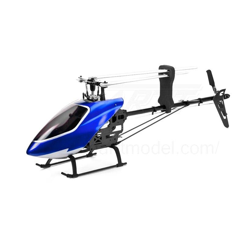 Ormino GARTT 500 DFC TT вертолет крутящий момент трубки версия с пластиковый навес Выровнять Trex 500