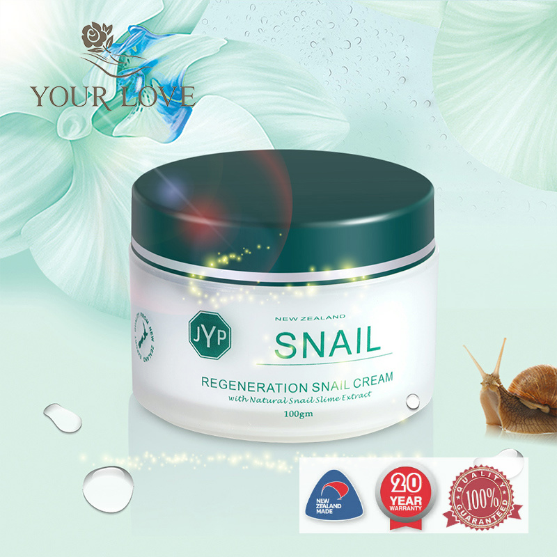 100% Original NewZealand JYP Skin Regeneration Snail Cream Collagen ...
