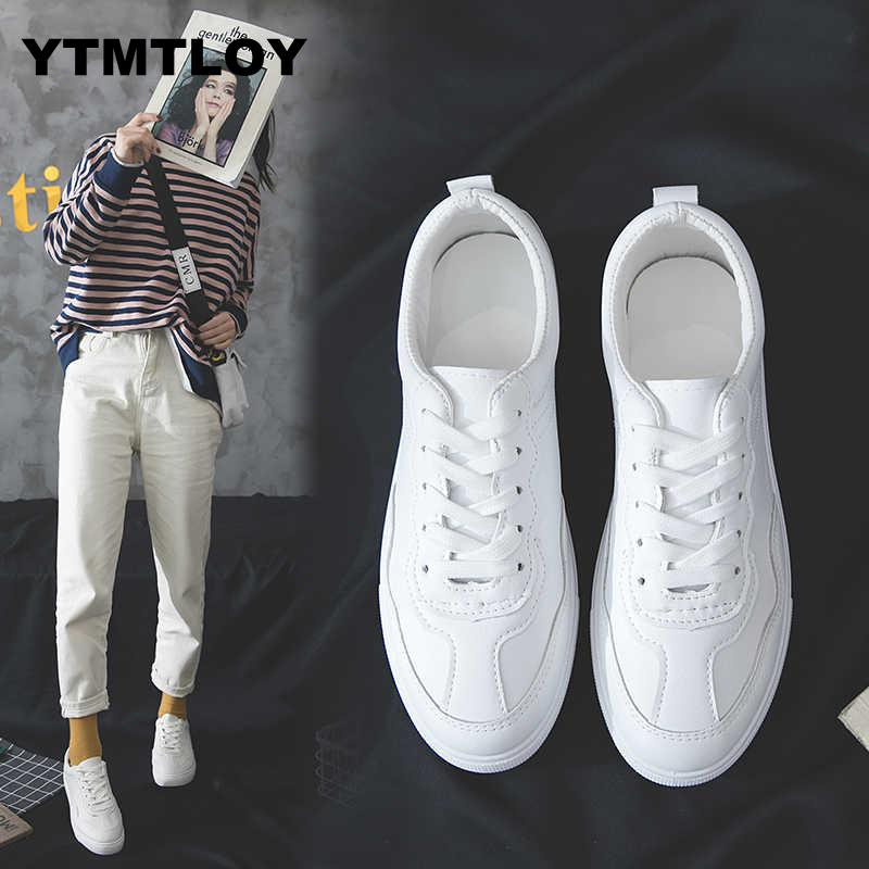 Women Fashion Vulcanized Tenis Feminino Zapatos De Mujer Slimming White Sneakers Casual Breathable Summer Shoes Woman Walking