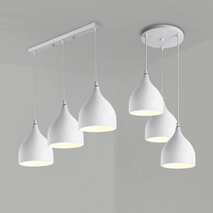 85-265V E27  LED Modern Pendant Lights Nordic Style Suspension Luminaire Hanging Lamp   Pendant Lamps  free shipping rovertime rovertime rtm 85