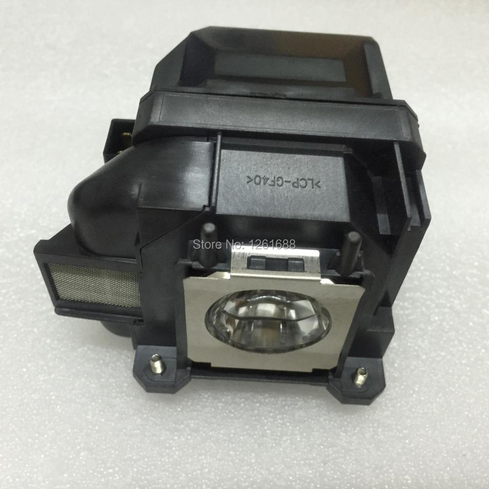 Genuine projector lamp with housing ELPLP78 / V13H010L78 for Epson PowerLite 1222/1262W/1263W/955W/965 projectors