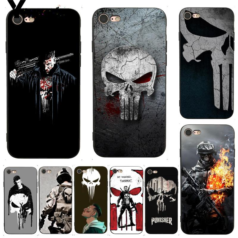 iphone xr case punisher