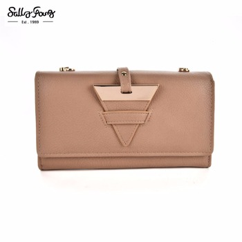 Sally Young Brand Women Bag Triangle Lock Decoration Design Ladies Shoulder Bag Classic Fashion Flap Crossbody Bag VKP1411 Сумка