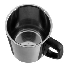 350ml/500ml Stainless Steel Cups Wine Beer Whiskey Insulated Mugs Outdoor Travel Water Tea Cup with Lid V4263