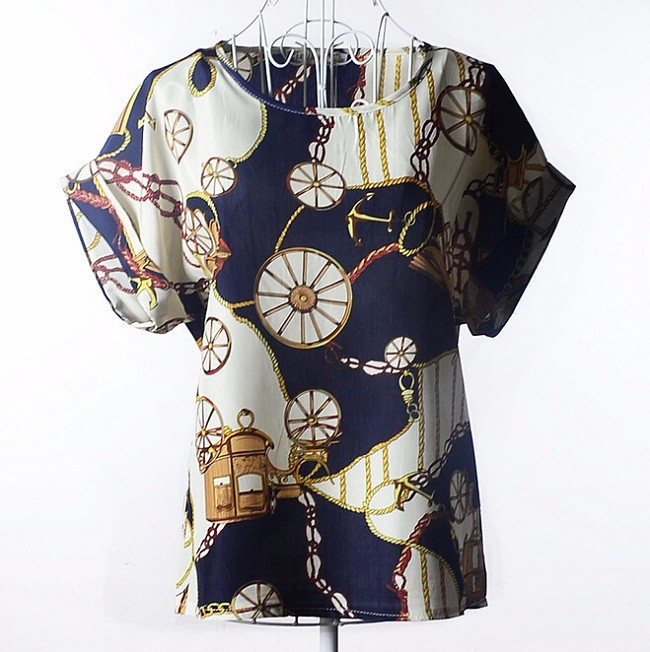 ee67ad12da6 lollas New Women s Floral Print Blouses Cotton Shirts Women Vintage  Turn-Down Collar Tops Ladies Work Long Sleeve BlouseUSD 7.10 piece