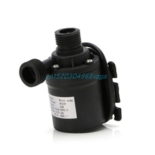 Water Pump Solar Brushless Motor Water Circulation 800L/H 5m DC 12V 24V #H028#