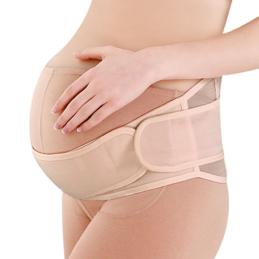 Pregnancy Support Maternity Belt Polyester Postpartum Recovery Shapewear Girdle
