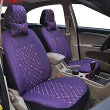 цена на Car Believe leather car seat cover For peugeot 206 407 508 308 301 3008 2017 205 106 307 207 car accessories seat covers