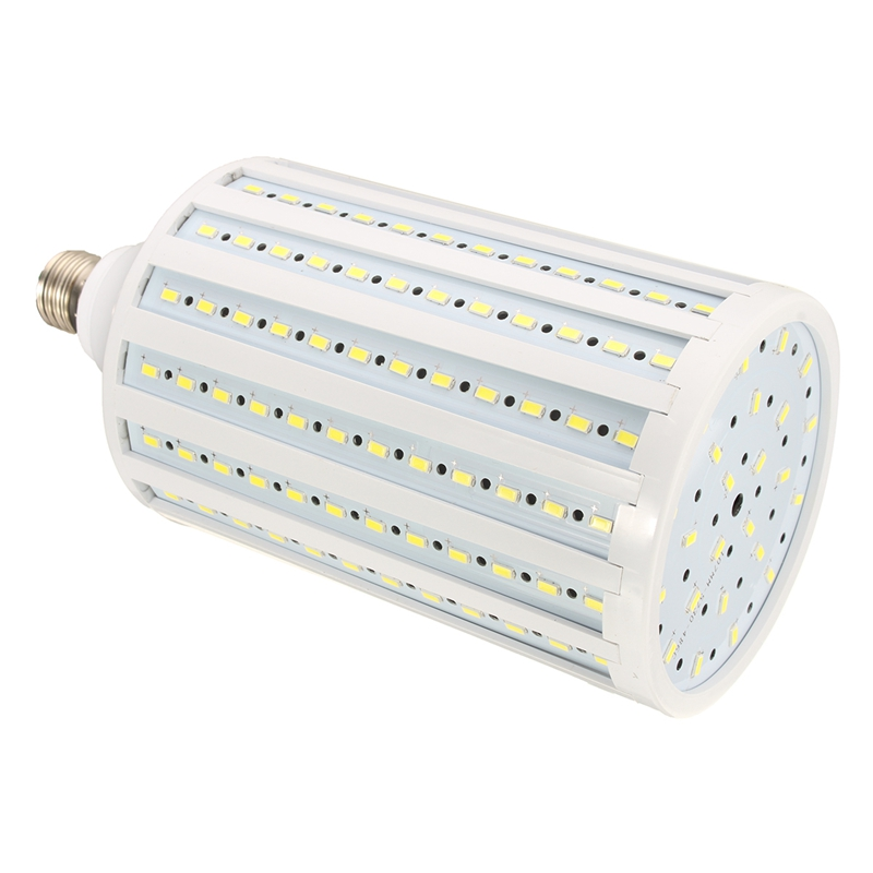 5730 SMD LED Lamp Bulb E27 80W 4392LM Cold White Energy Saving Super Bright LED Corn Light Bulb AC220V Home Decor LED Lights 4pcs led light bulb 4w smd 48led energy saving lights lamp bulb home kitchen under cabinet lighting pure warm white 110 240v