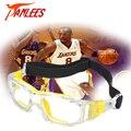 Panlees 2016 Лучший Многоцветный Защитный Goggle Баскетбол Ракетбол Ремешок Безопасный Очки По Рецепту Очки Оптические Линзы
