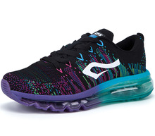 mens and women running shoes Knit men women sneakers breathable mesh outdoor athletic running shoes
