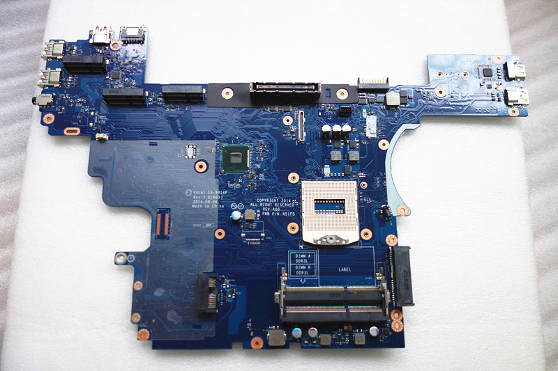 Suitable FOR Dell E6540 Laptop motherboard LA-9414P DDR3 CN-0H8XNK 0H8XNK 0H8XNK 100% WORKINGSuitable FOR Dell E6540 Laptop motherboard LA-9414P DDR3 CN-0H8XNK 0H8XNK 0H8XNK 100% WORKING