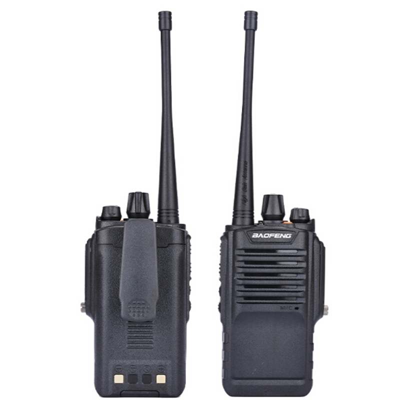 BaoFeng 9700 Waterproof Walkie Talkie PTT Professional 5W UHF IP67 CB Scanner Two Way Radio Transceiver Comunicador For Outdoor