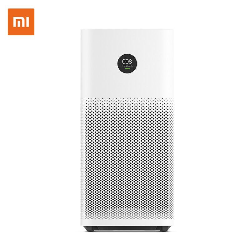 Теперь Xiaomi Mi очиститель воздуха s 2 S стерилизатор дополнение к формальдегида очистки умный бытовой Hepa фильтр Smart APP Wi Fi RC