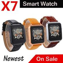 Bluetooth Sport Smart Watch With Camera Wrist Watch Wearable Devices For Android Phones SIM Card
