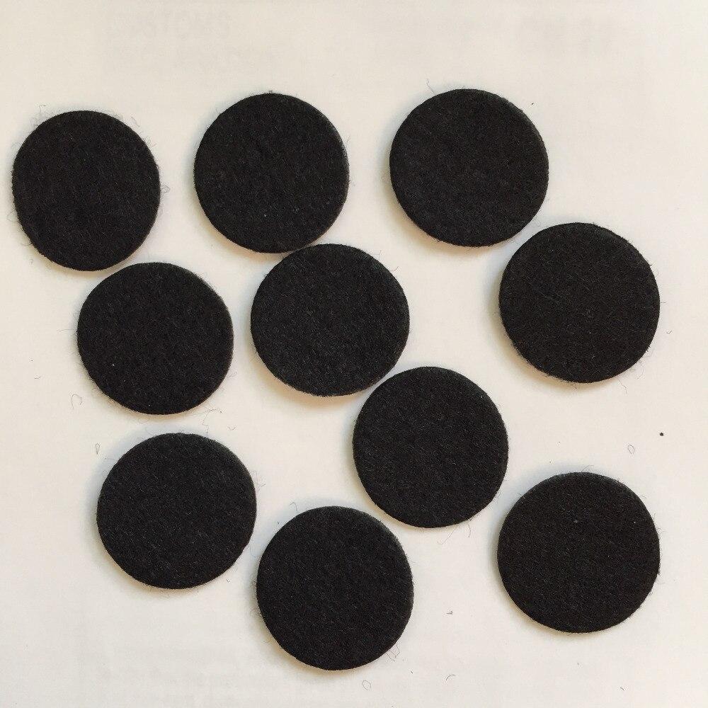 Круглый аппликация 500 шт. 2 см круглая прокладка круговой байки прокладка милый ремесло аксессуар A154 * 5
