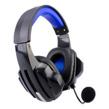Soyto Stereo Bass Computer Gaming Headset font b Headphone b font Earphone With Microphone For Computer