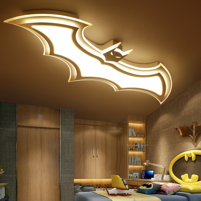 Acrylic Star Ceiling Light Decorative Kids Bedroom Ceiling Lamp - Star lights for bedroom ceiling