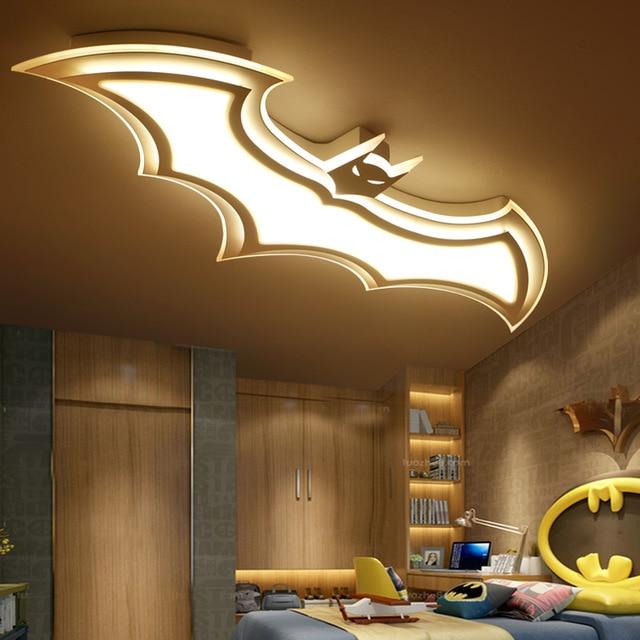 Acrylic star ceiling light decorative kids bedroom ceiling ...
