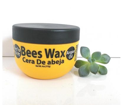 Eco Bees wax styler for braid,lock, coil hair 113g