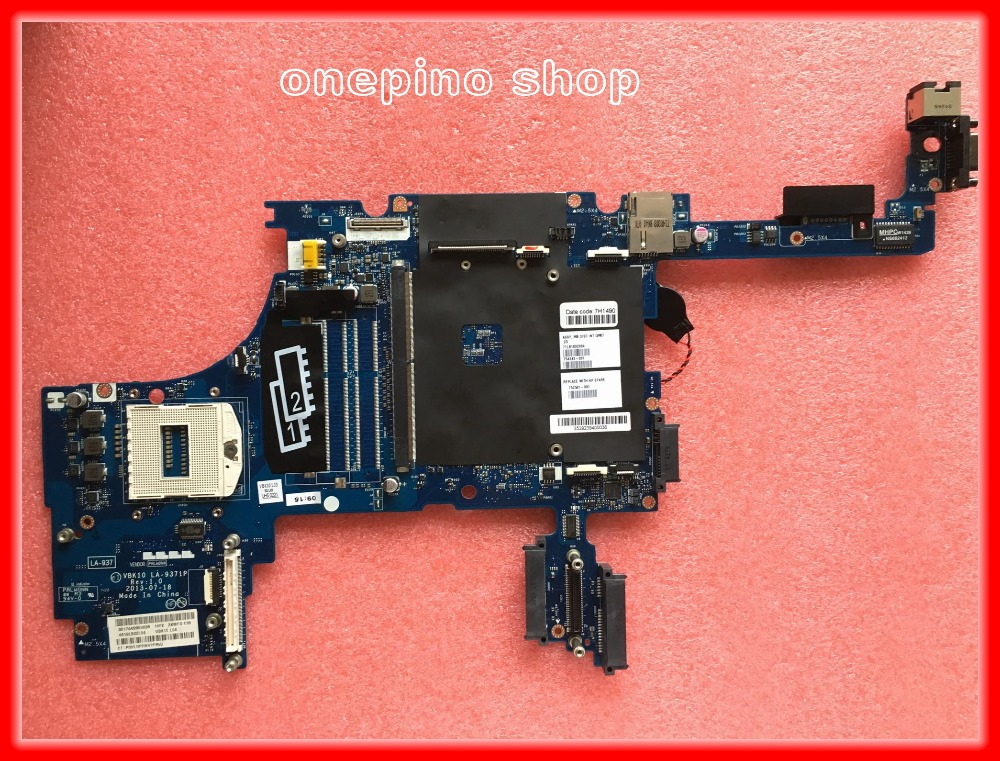 752581-001 for HP ZBook 17 G2 17.3 Laptop Motherboard LA-9371P Socket 947 Tested working