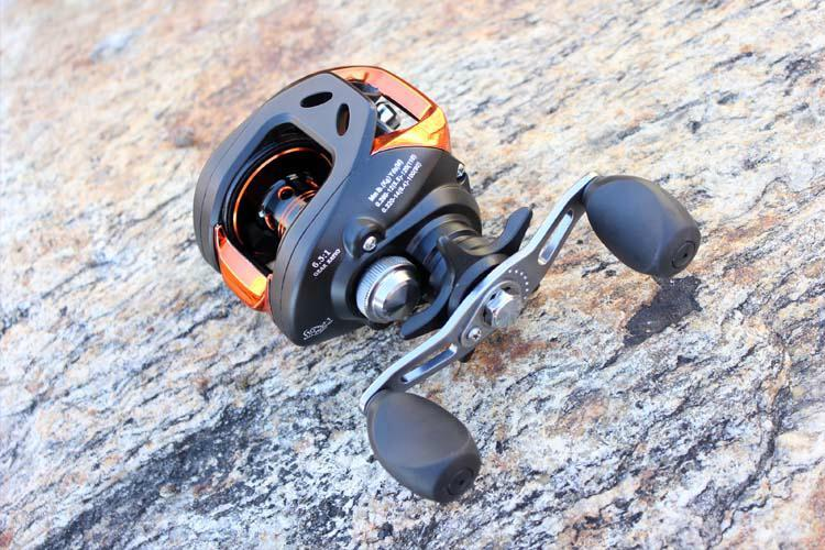 Bait Casting Reel High Speed 6.31 Saltwater Fishing Reel Light Weight LeftRight BlackBlue Aluminium Alloy Jigging Reel  (9)