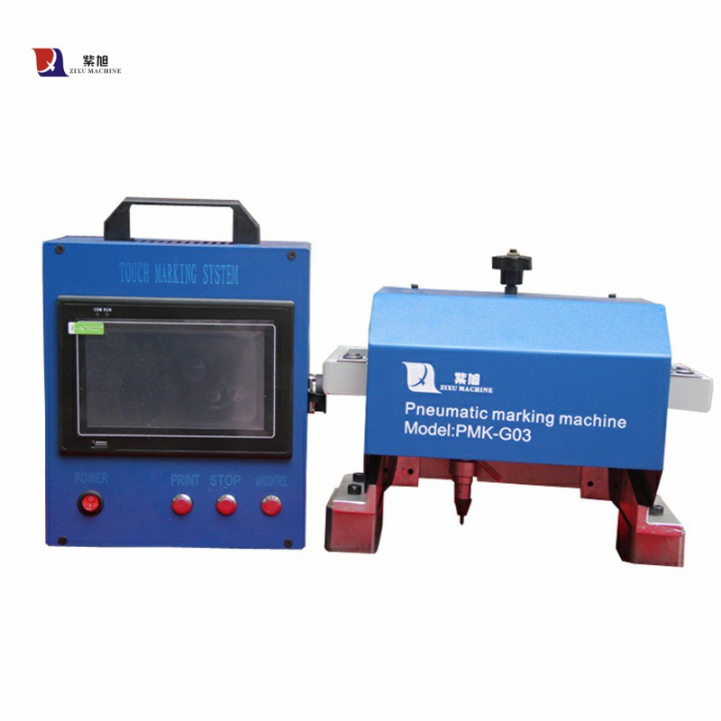 Cheap Price Mark Trailer VIN number marking machine