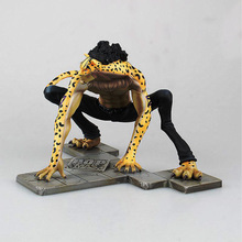 ONE PIECE MAS Rob Lucci Hunting Leopard Form Paper and Marti