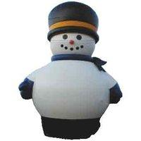 Aufblasbare schneemann weihnachtsdekoration spielzeug für haus oder im freien