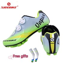 BATFOX 2017 HOT Cycling sneaker Breathable Sports Cycling Shoes Mens Mountain bike shoes MTB Self-Locking Athletic Bicycle Shoes