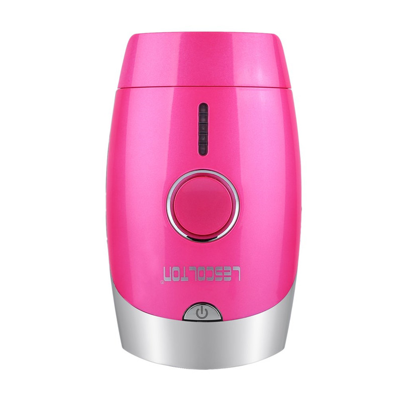 LESCOLTON Rechargeable Laser Epilator Hair Removal Home Intense Pulsed Light Painless Hair Removal System For Women/Man With Raz