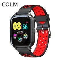 COLMI SN12 IP68 Real-time Monitor de Freqüência Cardíaca À Prova D' Água Relógio Inteligente Pulseira Inteligente Bluetooth Natação Esporte Homem/Mulher pulseira