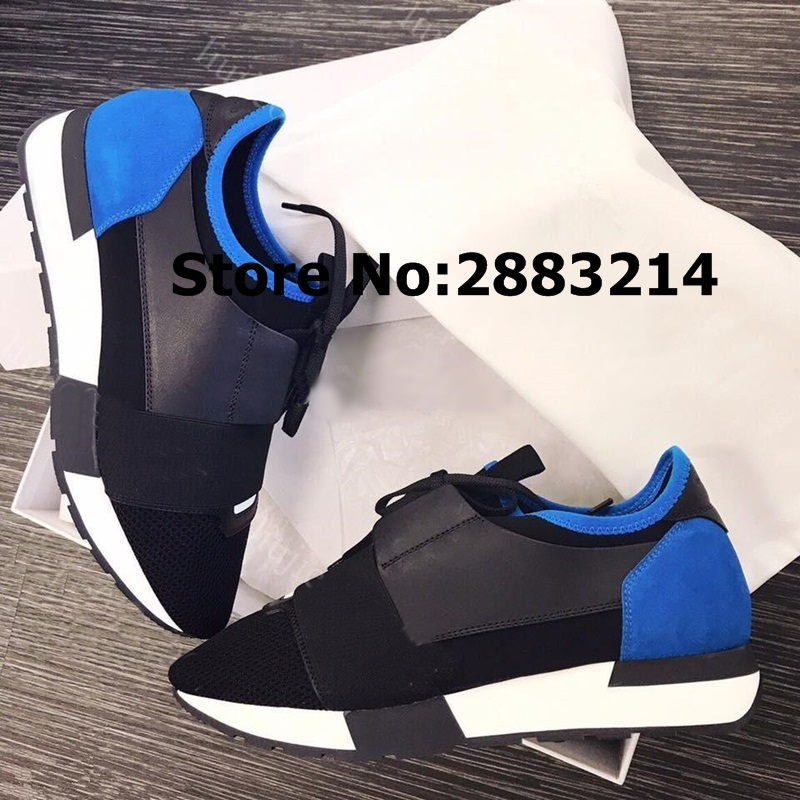 2019 zapatos de corredor de carreras de alta calidad para mujer zapatos casuales hombre moda colorida malla de retazos de colores mezclados zapatillas de entrenamiento amantes-in Zapatos planos de mujer from zapatos    1