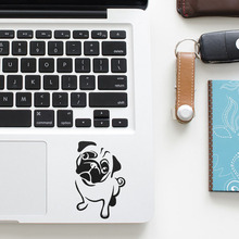 Cute Shar Pei Dog Trackpad Decal Laptop Sticker for Macbook Pro Air Retina 11 12 13