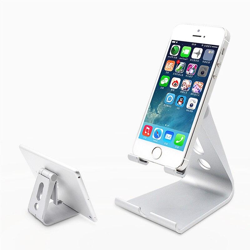 Bureau support téléphone support de fixation stand titulaires mobile ayfony pop pour iphone X 5 6 7 8 S plus tablet ipad samsung S7 S8