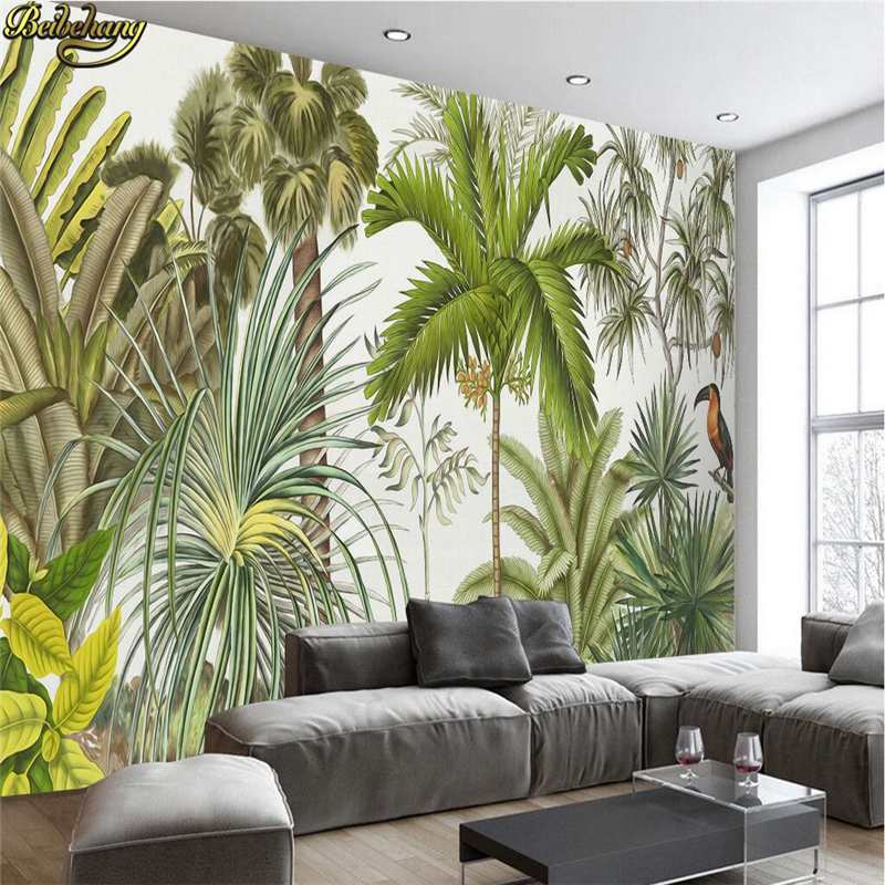 Large wall murals cheap for Cheap wallpaper mural