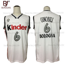 Throwback Cheap Manu Ginobili 6 Virtus