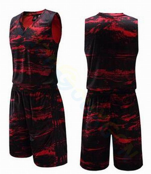 51e66f86365 10sets Adult Men Basketball Jersey Sets Uniforms Kits Sports Clothes Women  Camouflage Basketball Game Shirt Shorts Suits