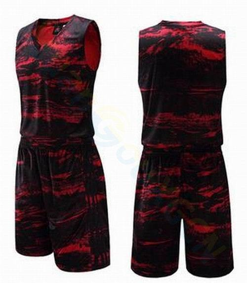 10sets Adult Men Basketball Jersey Sets Uniforms kits Sports clothes women Camouflage basketball game shirt shorts suits