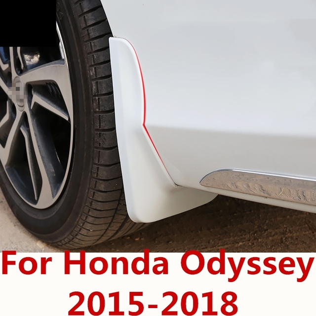 For Honda Odyssey 2015 2018 Car Mud Flaps Mudflaps Splash Guards Mud Flap Fender Front