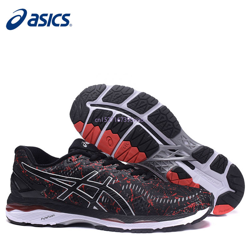 online retailer f15c6 9884a ASICS GEL-KAYANO 23 New Arrival Official Asics Man's Sneakers Sports Shoes  Sneakers Comfortable Athletic Shoes Free Shipping