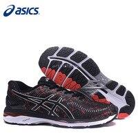 ASICS GEL-KAYANO 23 Новое поступление официальный Asics мужские кроссовки спортивная обувь кроссовки Удобная спортивная обувь Бесплатная доставка
