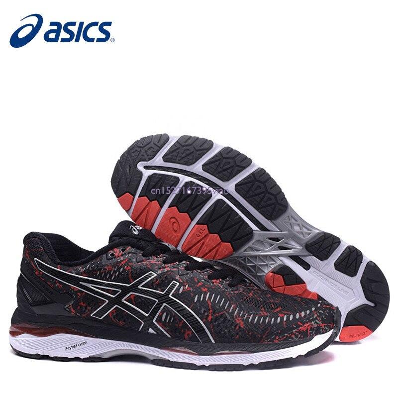 ASICS GEL-KAYANO 23 nouveauté Officiel Asics homme Baskets Chaussures De Sport Baskets Chaussures de Sport Confortables Livraison Gratuite