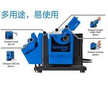 Kostenloser versand 3in1 Multifunktions spitzer arbeits für meißel HSS bits, schere und messer spitzer schleifmaschine 96 Watt