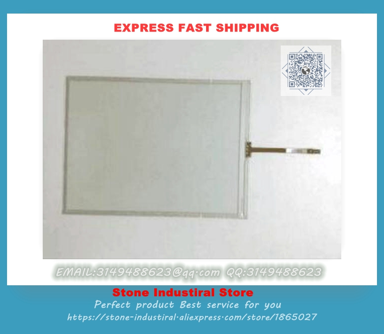 ФОТО New original AMT9552 8.4 inch 4 Wire Resistive Touchscreens Glass Panel 100% Tested Good Quality