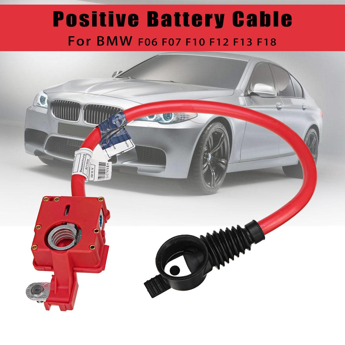 Positive Battery Cable Car Accessories 61129217036 61129253111 For BMW F20 F21 F22 F87 F23 F06 F07 F10 F12 F13 F18 3.0 4.4L