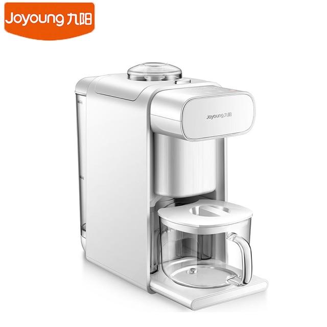 New Joyoung K1/K61 Multifunction Coffee Soymilk Maker Household Office Soybean Milk Machine Smart Appointment Cleaning Blender