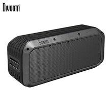 Divoom Voombox Мощность Портативный Bluetooth говорящий радиоприемник СПЦ 30 Вт тяжелый бас NFC 10 м с 6000 mAh и IPX5 Водонепроницаемый